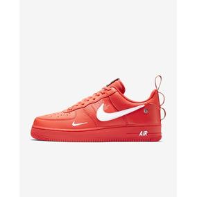 f75da154ae6 Nike Air Force One 07 Mystic Red (27.5 Mex) Astroboyshop. Distrito Federal  · Tenis Modelo Force 1 Lv8 Utility Rojo