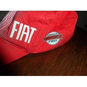 Boné Fiat Fórmula Futuro
