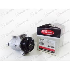 Compressor De Ar S10 2.4 Gas / 2.8 Disel Delphi + Brinde