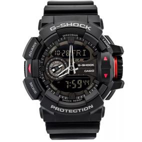 Relógio Casio G-shock Ga-400-1bdr Masculino.