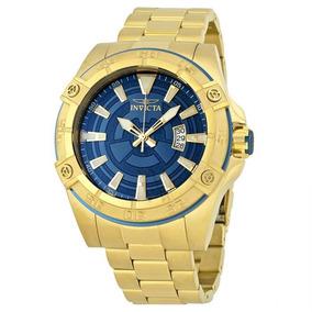 Relógio Invicta Pro Diver Automático Dial Azul- 27011