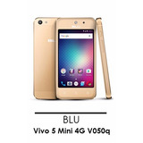Celular Blu Vivo 5 Mini 4g V050q Nuevo En Caja Original