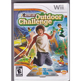 Wii Active Life Outdoor Challenge Juego Solamente