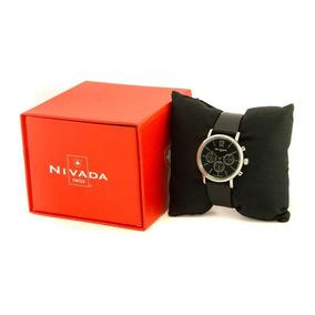 Reloj Nivada Negro
