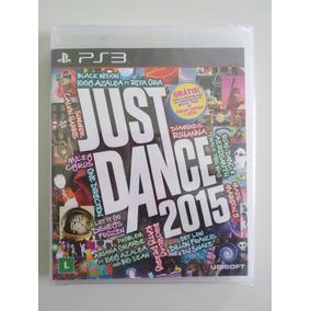 Just Dance 2015 Ps3 Novo E Lacrado