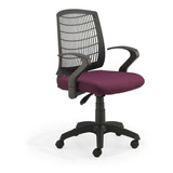 Cadeira Escritório Executiva Giratória Reunião Computador