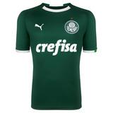 Camisa Do Palmeiras I 19/20 Puma
