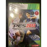 Pes 2013 Xbox 360 Físico, Nuevo, Sellado, Envío Gratis