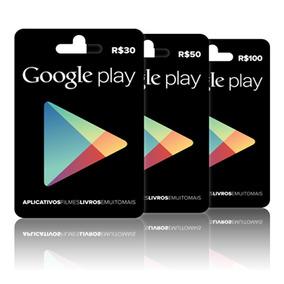 Google Gift Card 10 Unid