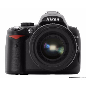 Câmera Nikon D5000 Lente 18-55 + Flash + Cartão Memo +bolsa