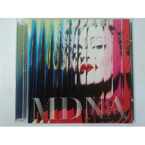 Cd-duplo:madonna:mdna:pop:original