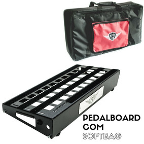 Pedalboard Creationfd Nano 40x20 Com Softbag
