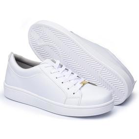 Tenis Casual Feminino Cr Shoes Estilo Visano Promoçao 2018