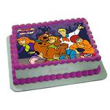 Papel Arroz Scooby Doo Halloween