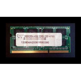 Memoria Ram 4gb Ddr3 Laptop ((50mil))
