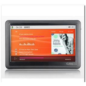 Video Reproductor Mp5 Cube Mp3 Mp4 Juegos Portátil Radio