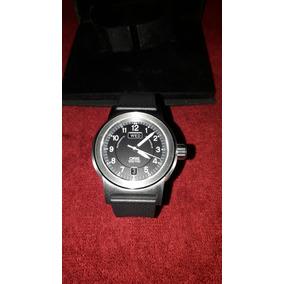 Reloj Oris Acero Caucho Est.9.5