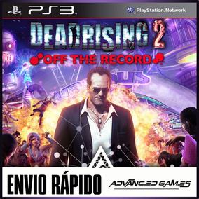 Dead Rising 2 Off The Record - Jogos Ps3 Psn Digital Rapido