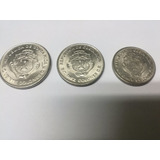 Monedas De Costa Rica, Coleccion. Vhcf