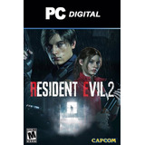 Resident Evil 2 Remake Pc - Computadora - Re2 - Juegos Pc