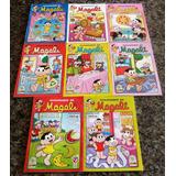 Kit Almanaque Da Magali (8 Edições)