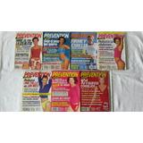 Lote De 07 Revistas Prevention En Español