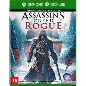 Assassins Creed Rogue - Em Português - Xbox 360 - Xbox One