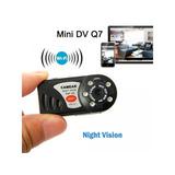 Mini Cámara Espía Wifi Vision De Noche Y Microfono
