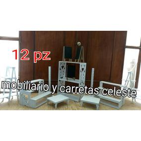 Mobiliario Para Dulces 12pz