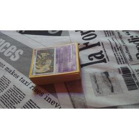 Cards Pokemon Ex - 75 Cards - Tamanho Minimizado