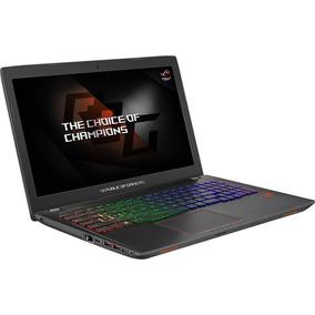 Notebook Asus Gamer Strix Gl753v Intel Core I7 16gb 128ssd