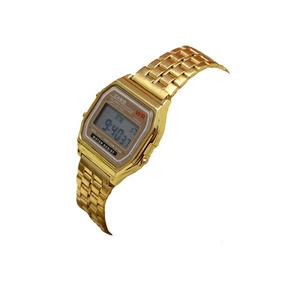 3886b4ad0b2 Relogio Pulso Digital De Led Camelo Masculino Casio - Relógios De ...