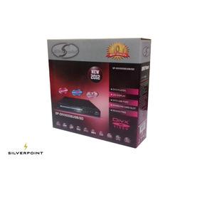 Dvd Silverpoint Con Control Y Entrada Usb Mayor Y Detal