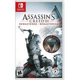 Assassins Creed 3 Remastered / Nintendo Switch