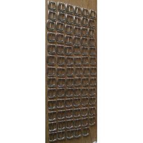 Hevillas Para Cintos Modelo 3,7 X 3,3 Exterior Pasó De 2,5