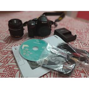 Camera Dslr Nikon D5300 Com Wi-fi