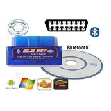 Scanner Automotriz Multimarca V2.1 Elm327 Obdii Bluethoot