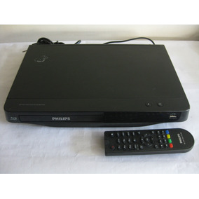 Blueray/dvd Philips Mod. Bdp2900/55. Usado Excelente Estado
