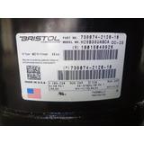 Compresor 3 Tr Monofasico 220 Volt Gas Freon R-22 Bristol