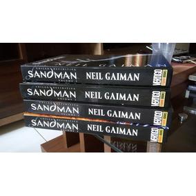 Sandman Definitiva -4 Edicoes +morte