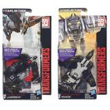 Pack 2 Transformers Titans Return Laserbeak Y Ravage 3 En 1