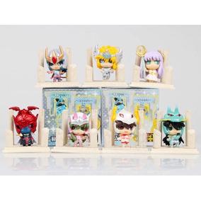 Cavaleiros Do Zodíaco Bonecos Miniatura Coleção Saint Seiya