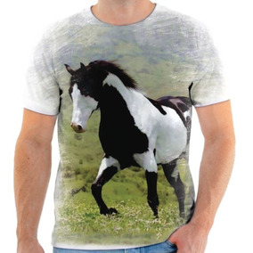 cc58c27bcff79 T-shirt Blusa Infantil Menina Branca Cavalo Miss Country. Minas Gerais ·  Camisa Camiseta Blusa Cavalo Pampa Com Preto Animal Fazenda