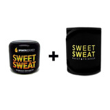 Sweet Sweat 99g + Cinta De Neoprene Original
