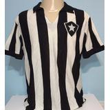 bad3aaf607 Camisa Do Botafogo Retrô Lance no Mercado Livre Brasil