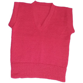 Colete Trico Infantil Menina - Calçados 160093448f8