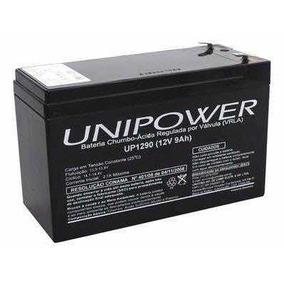 Bateria Selada Nobreak 12v 7ah Alarme E Cerca Elétrica