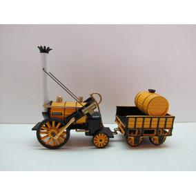 Matchbox Collectibles 1:43 Locomotiva Stephenson Rocket 1815