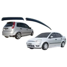 Calha Chuva Ford Fiesta Hatch/sedan 02/14 4 Portas