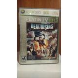 Dead Rising 1 (con Manual) Xbox 360 Od.st